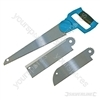 3-in-1 Multipurpose Compass Saw Set - 300mm 12tpi