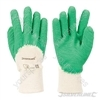 Fully Coated Latex Gloves - One Size