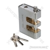 E-Type Armoured Padlock - 90mm