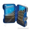 Titanium-Coated HSS Drill Set 17pce - 17pce