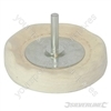 Loose Leaf Buffing Wheel - 100 x 15mm