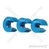 Quick Cut Pipe Cutter Set 3pce - 15, 22 &amp; 28mm