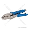 Self-Locking Soft-Grip Pliers - 180mm