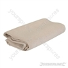 Dust Sheet Cotton Fibre - 3.5 x 2.6m