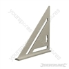 Heavy Duty Aluminium Roofing Rafter Square - 185mm