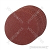 Hook & Loop Discs 125mm 10pk - 60 Grit