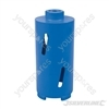 Diamond Core Drill Bit - 78 x 150mm