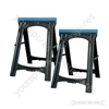 Saw Horse Twin Pack - 100kg