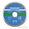 Tile Cutting Diamond Disc - 115 x 22.2mm