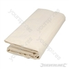 Dust Sheet Premium Coated - 3.4 x 2.4m