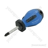Soft-Grip Screwdriver PZD - No.2 x 38mm