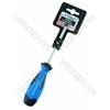 Soft-Grip Screwdriver PZD - No.2 x 100mm