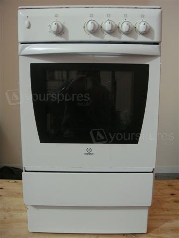How To Change The Oven Inner Door Glass On A Cooker Indesit K341g