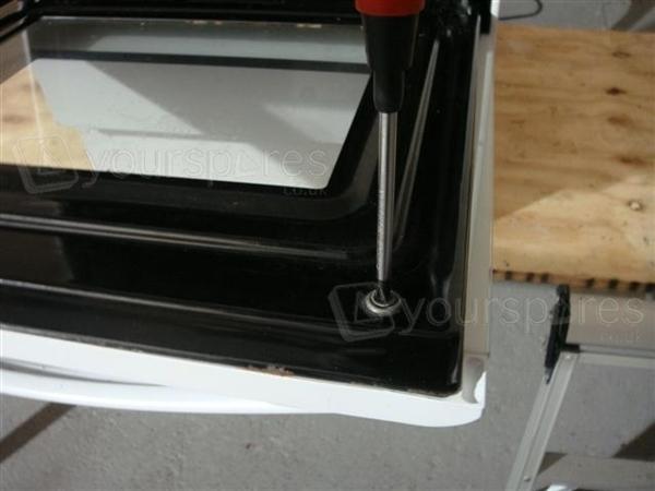 K341G Oven Door Glass 2