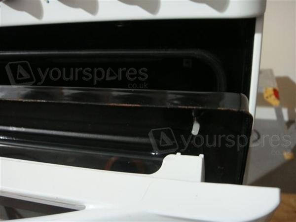 K341G Oven Door Glass 3