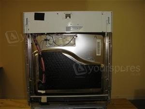 DI620 Door Panel Removed