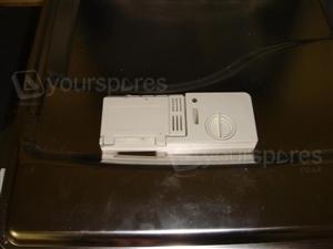DI620 Soap Dispenser In Position