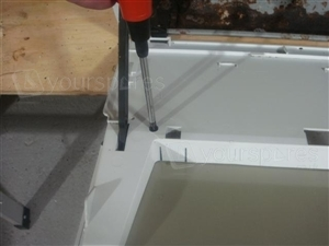 K341G Warming Door Fascia 3