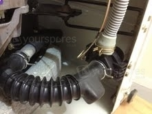 Sump hose replacement 2