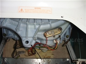 WMA 60   Sump Kit & wires removed