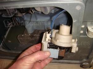 WMA 60 Drain pump 6