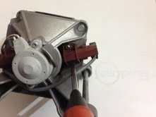AIB16 Carbon brush removal 1