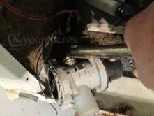 AIB16 Pump removal 6
