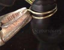 Corbin clip removal
