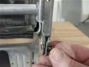 DI620 Door Hinge pin 5