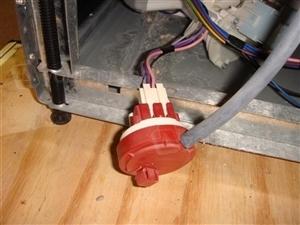 DI620 Pressure switch 5