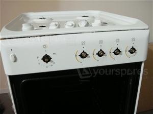 K341G Burner Control Knobs Removed