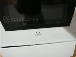 K341G Oven Door Glass 4