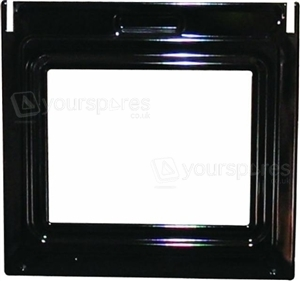K341G Oven Inner Door & Glass Image