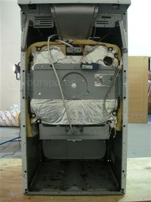 K341G Rear Panel Removed